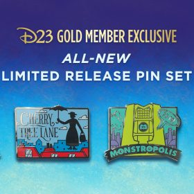 This D23-Exclusive Pin Set is Your Passport to Fantasy!