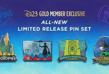 fantastic worlds pin set