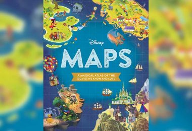 FIRST LOOK: Explore the World of Disney in Disney Maps: An Atlas of the Movies We Know and Love