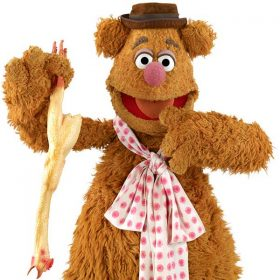 Celebrate National Tell a Joke Day with Fozzie Bear!