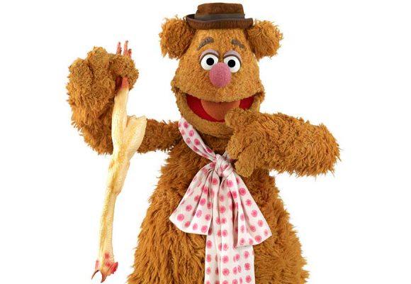 Celebrate National Tell a Joke Day with Fozzie Bear!