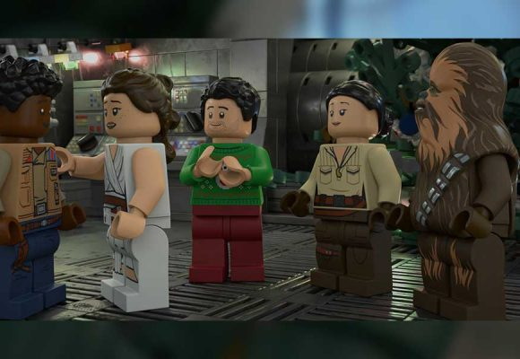 LEGO Star Wars Holiday Special Coming Soon—Plus More in News Briefs