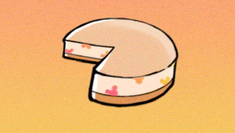 vintage cheesecake