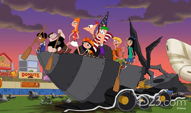 phineas and ferb candace saves the universe
