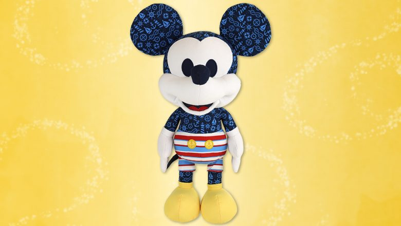 mickey august amazon plush