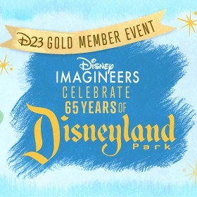 Disney Imagineers Celebrate 65 Years of Disneyland Park!