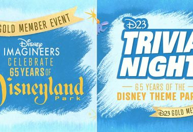 D23 Gold Members Celebrate 65 Years of the Disney Theme Park with Exclusive Online Events!