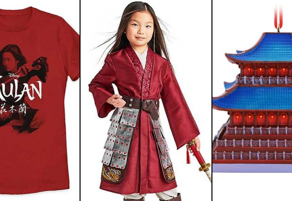 All the Mulan Merch You Need to Channel Your Inner Hero