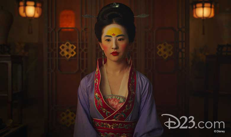 Inside Mulan S Costume Design With Bina Daigeler D23