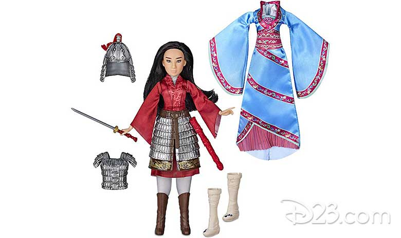 All The Mulan Merch You Need To Channel Your Inner Hero D23