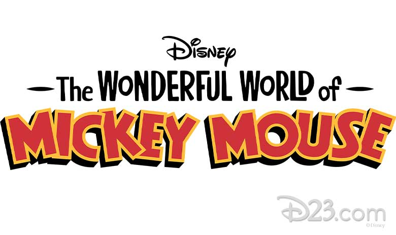 the wonderful world of mickey mouse
