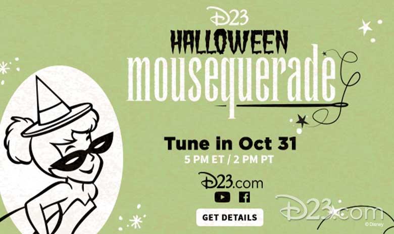 halloween mousequerade