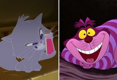 9 of Our Favorite Felines from Disney Animation