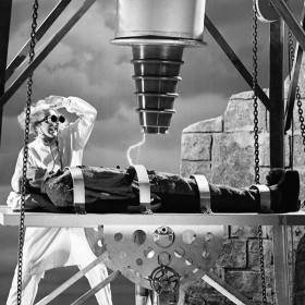 """""""It's Pronounced Fronkensteen""""; A Look Inside the Making of Mel Brooks' Hilarious Satire Young Frankenstein"""