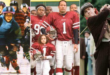 disney+ sports movies