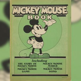 Celebrating 90 Years: Music From The First Disney Book