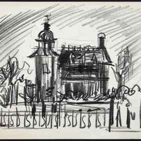 A Haunted Mansion Tale
