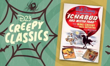 D23 Creepy Classics: The Adventures of Ichabod and Mr. Toad