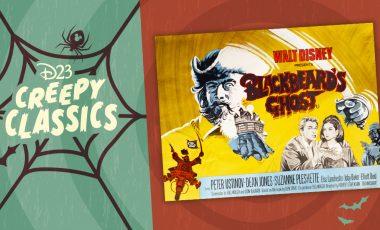 D23 Creepy Classics: Blackbeard's Ghost