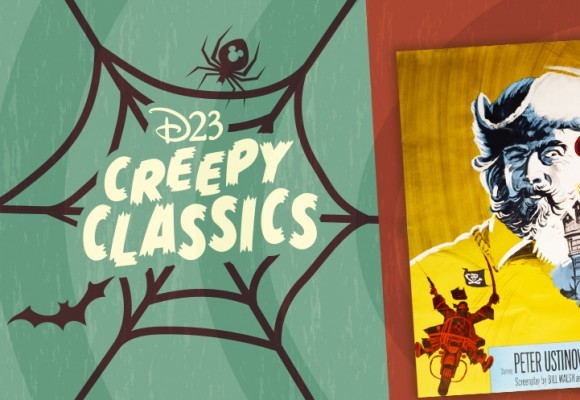 D23 Creepy Classics: Blackbeard's Ghost