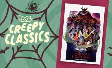D23 Creepy Classics: The Black Cauldron