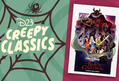 D23 Creepy Classics: The Black Cauldron