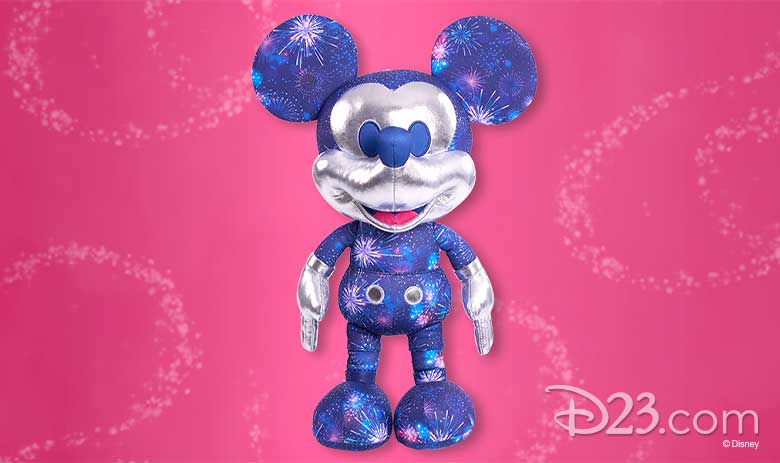 Fantasy in the Sky Mickey Mouse