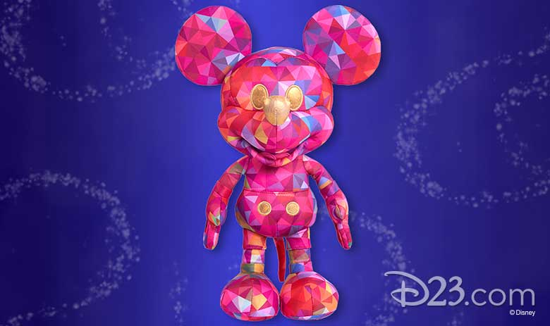 Kaleidoscope of Color Mickey Mouse