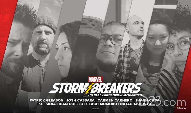 Marvel Stormbreakers