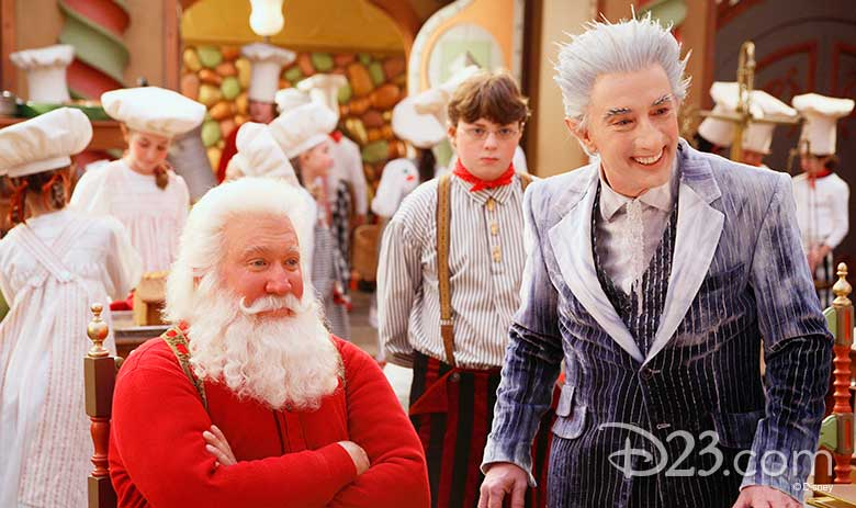 Santa Clause 3: The Great Clause