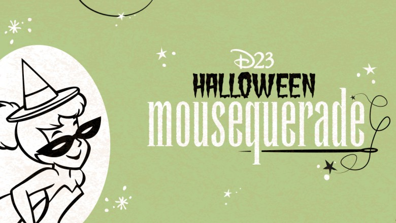 halloween mousequerade