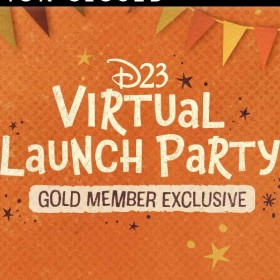 Holiday Magic at the Disney Parks – D23 Virtual Launch Party