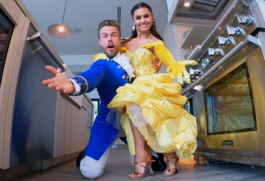 D23 Inside Disney Episode 63 | Derek Hough on Dancing with the Stars and The Disney Holiday Singalong