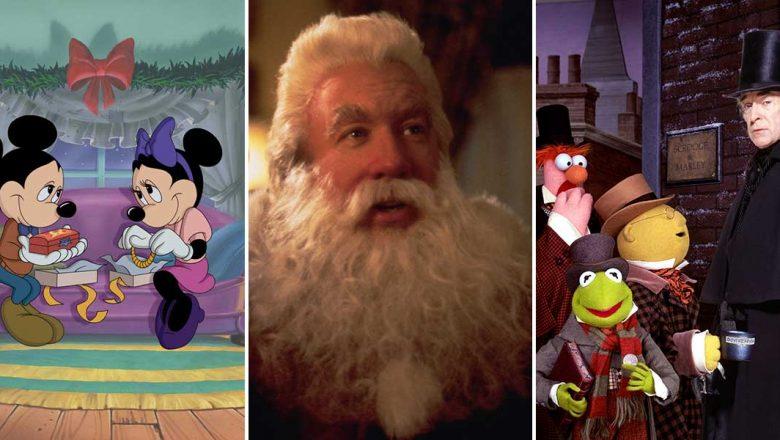 Quiz Holiday Movies Disney+