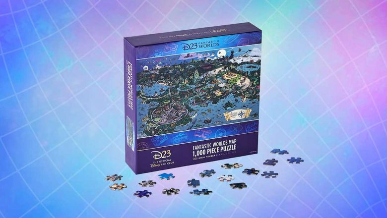 Fantastic Worlds Puzzle