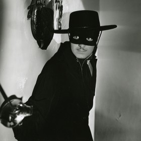 Today marks the 80th anniversary of the 20th Century Fox film The Mark of Zorro!
