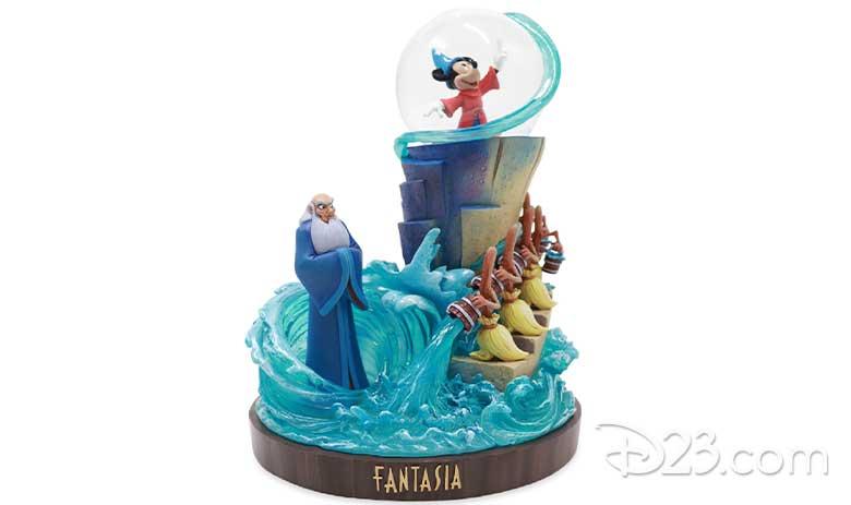 Fantasia Snow Globe
