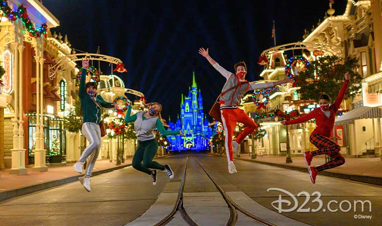 Jingle All the Way with Disney Channel Holiday Specials