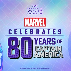 Marvel Celebrates 80 Years of Captain America