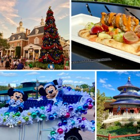 Everything You Need to Know about the 2020 Taste of EPCOT International Festival of the Holidays