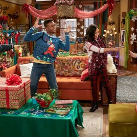 "Raven-Symoné and Issac Ryan Brown are ""Mad About Yuletide"" in a Brand-New Raven's Home Holiday Episode"