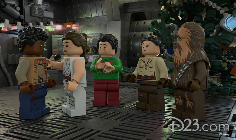The Lego Star Wars Holiday Speical