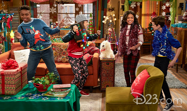 Your Guide to 2020 Holiday Viewing from Across The Walt Disney Company