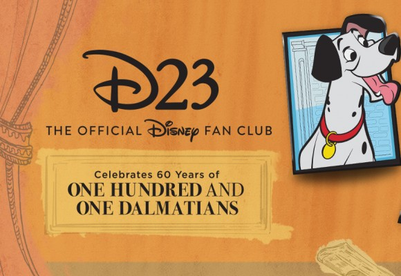 Check out this Paw-some D23-Exclusive Pin Set!