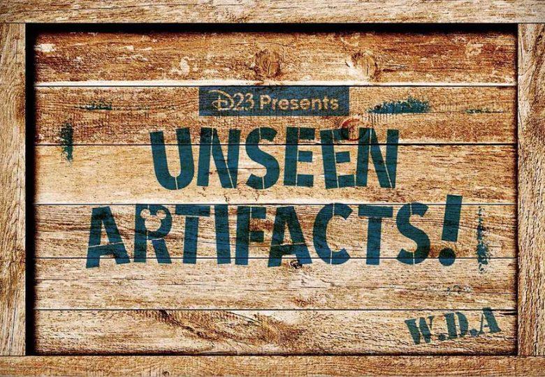 Unseen Artifacts Explores Miniatures in Wonderland