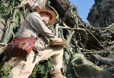 The Sole of Joe Rohde: A Walt Disney Imagineer's Boots on the Ground