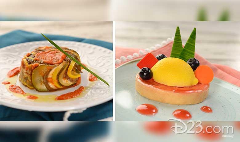 Lemon Blood-Orange Tart