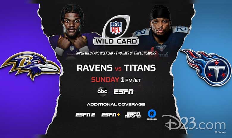 NFL Wild Card Playoff Game