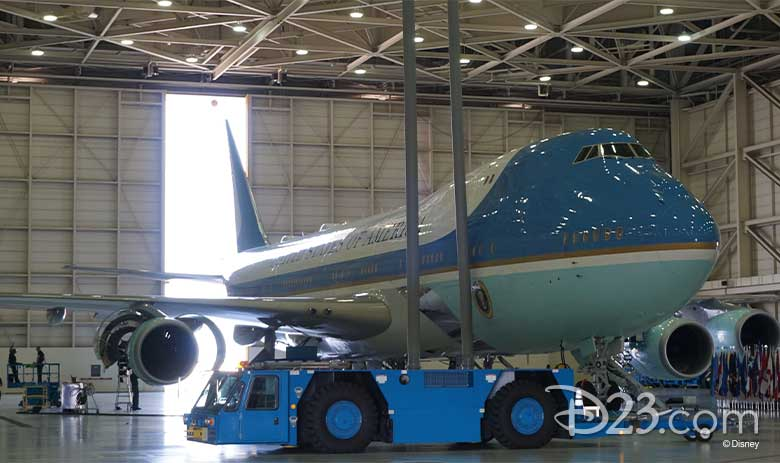 The New Air Force One: The Flying Fortress