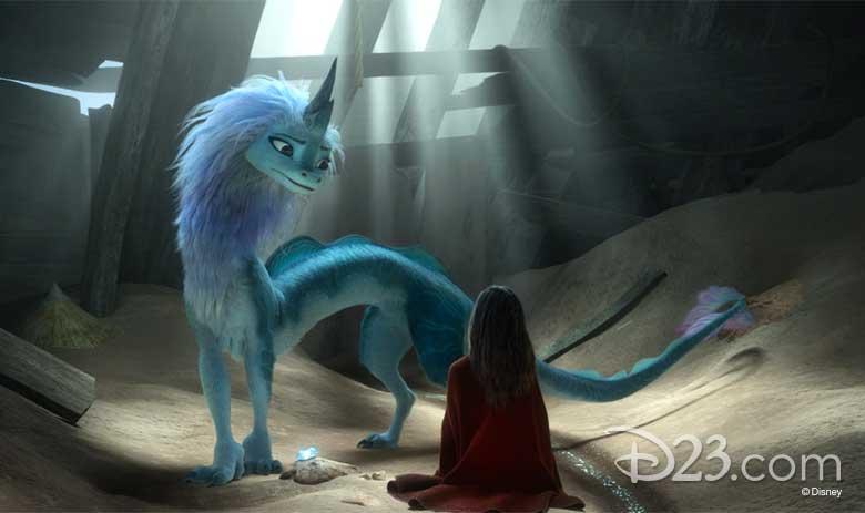 Raya the Dragon